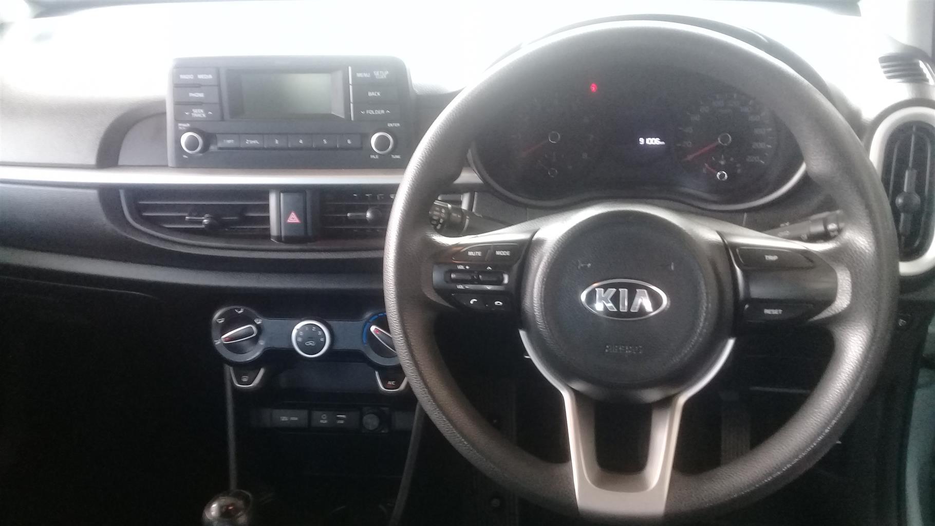 2017 Kia Picanto 1.1