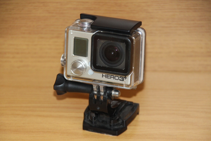 Go Pro Hero 3 Plus, black edition