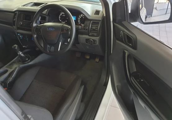 2018 Ford Ranger single cab RANGER 2.2TDCi L/R P/U S/C