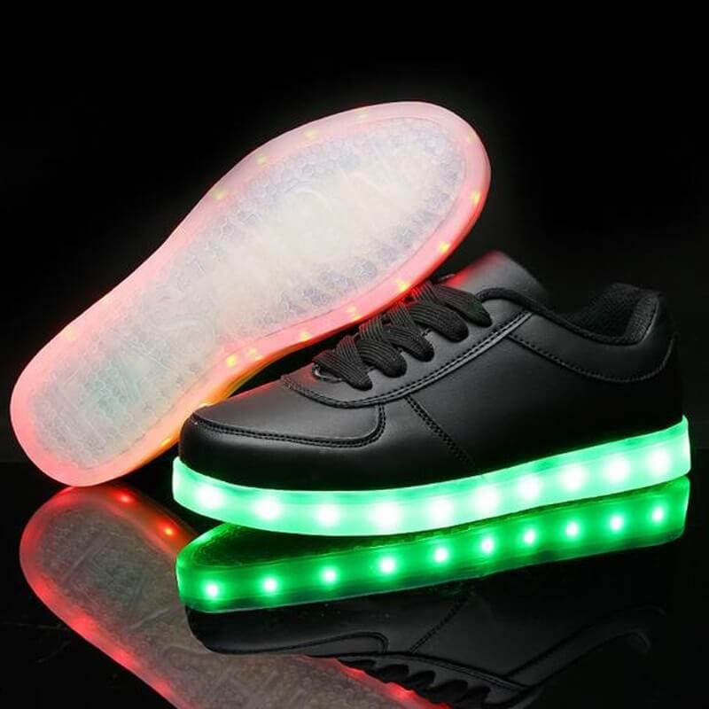 Light Up Sneakers R400 Junk Mail