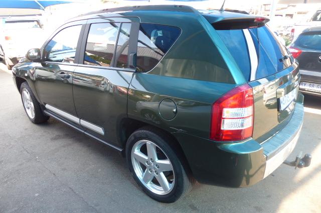 2008 Jeep Compass 2.4L Limited