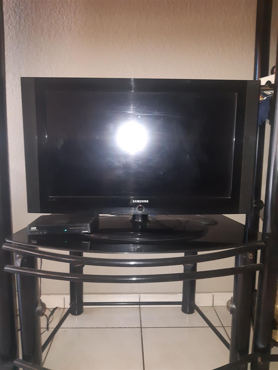 Flat screen tv Samsung