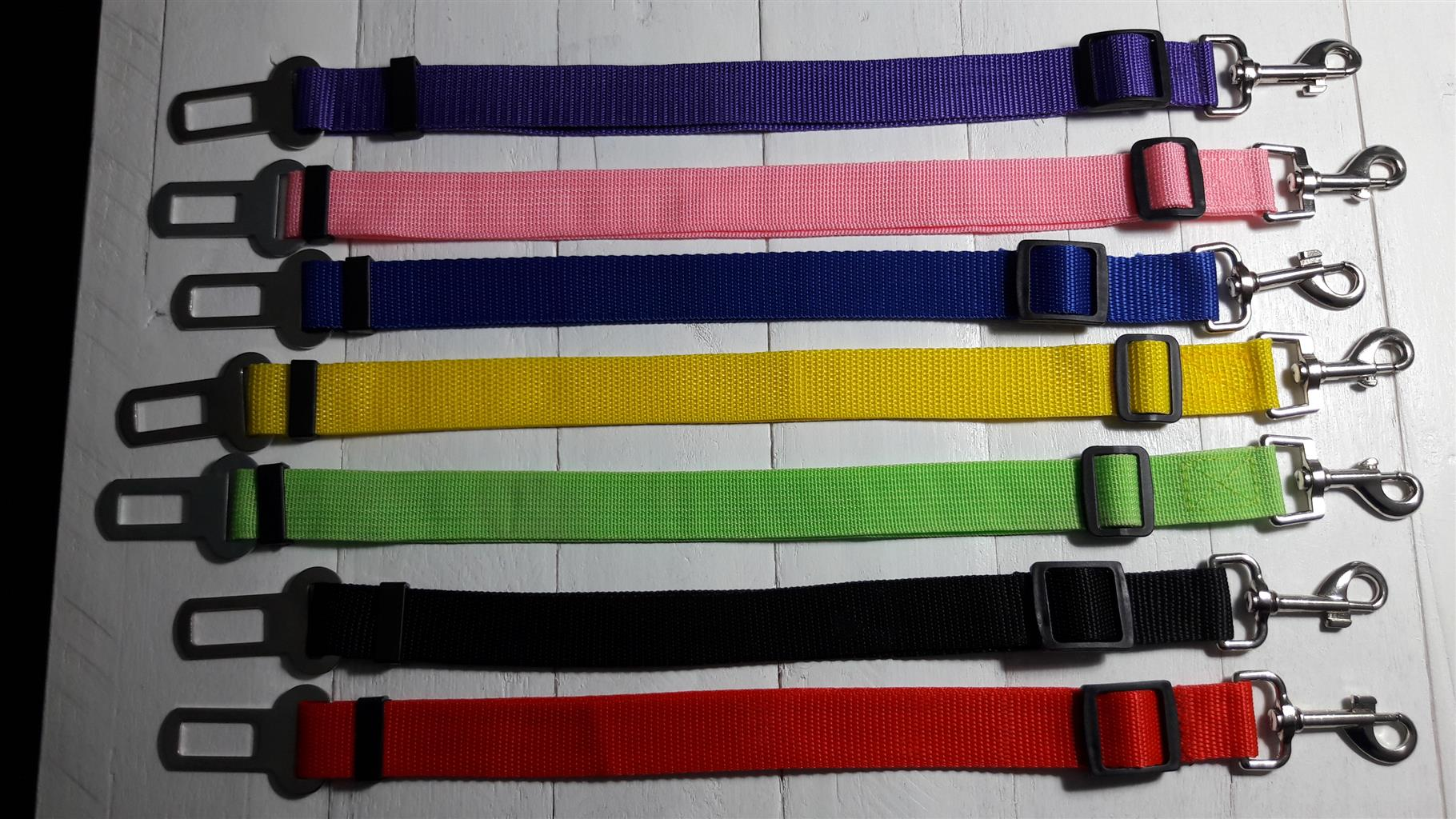 DOG / PETS CAR SAFETY SEAT BELTS for sale