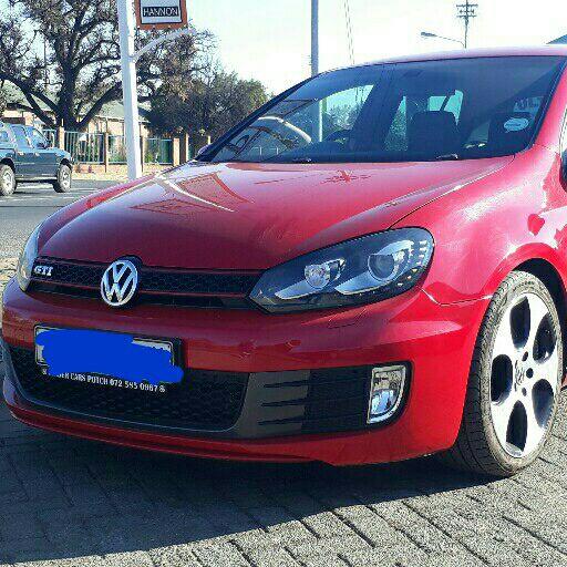 2012 VW Golf 2.0TDI Comfortline