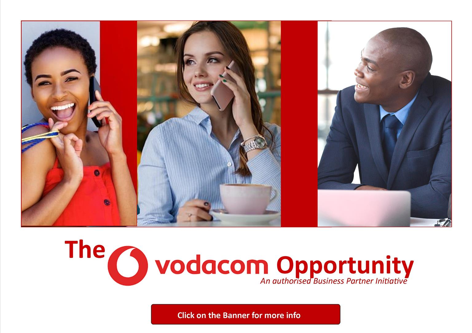 Vodacom Corporate Opportunity