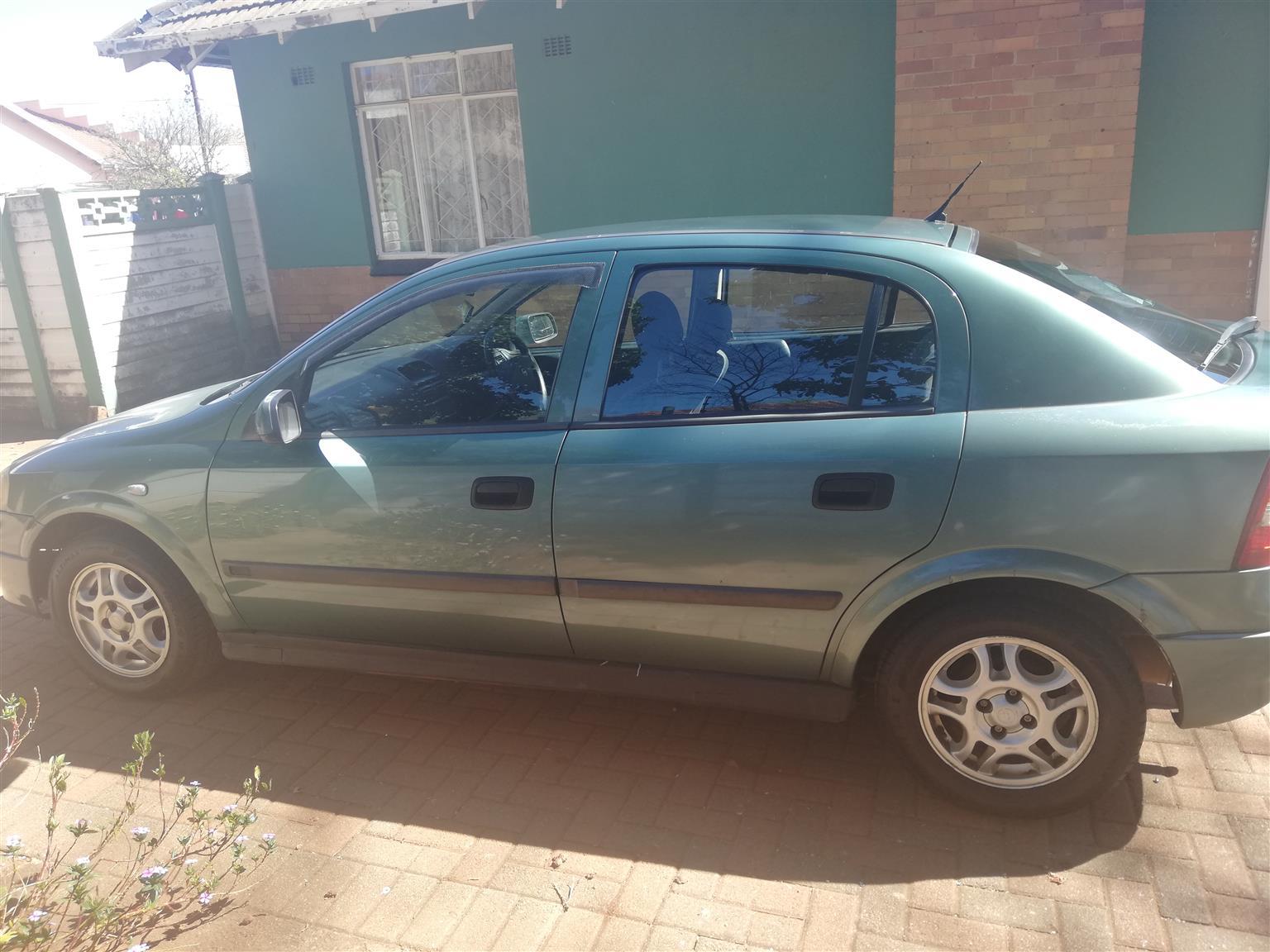2003 Opel Astra 1.6 Sport
