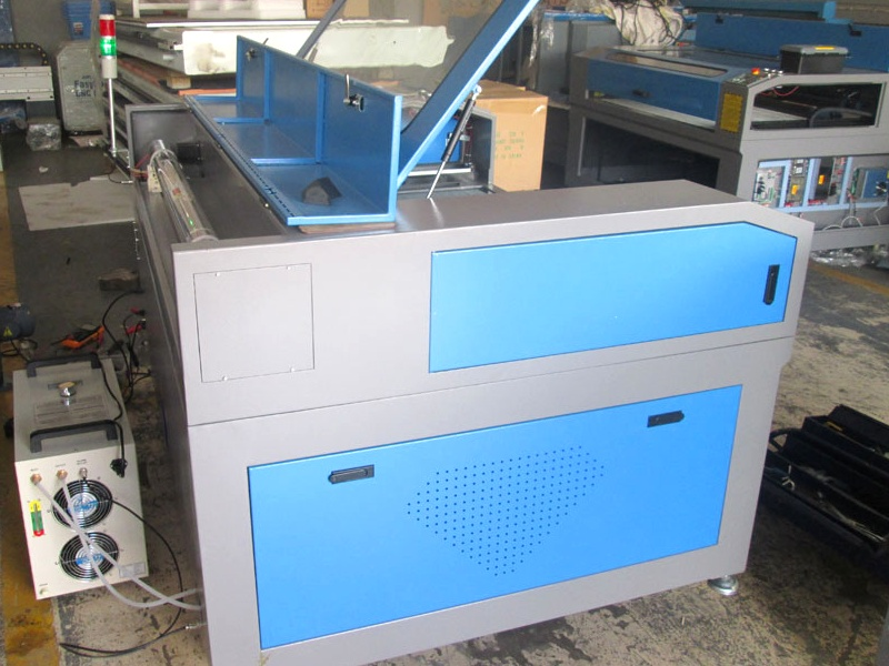 LC2-1390/D120 TruCUT Performance Range 1300x900mm Cabinet Type, Double Laser Head Laser
