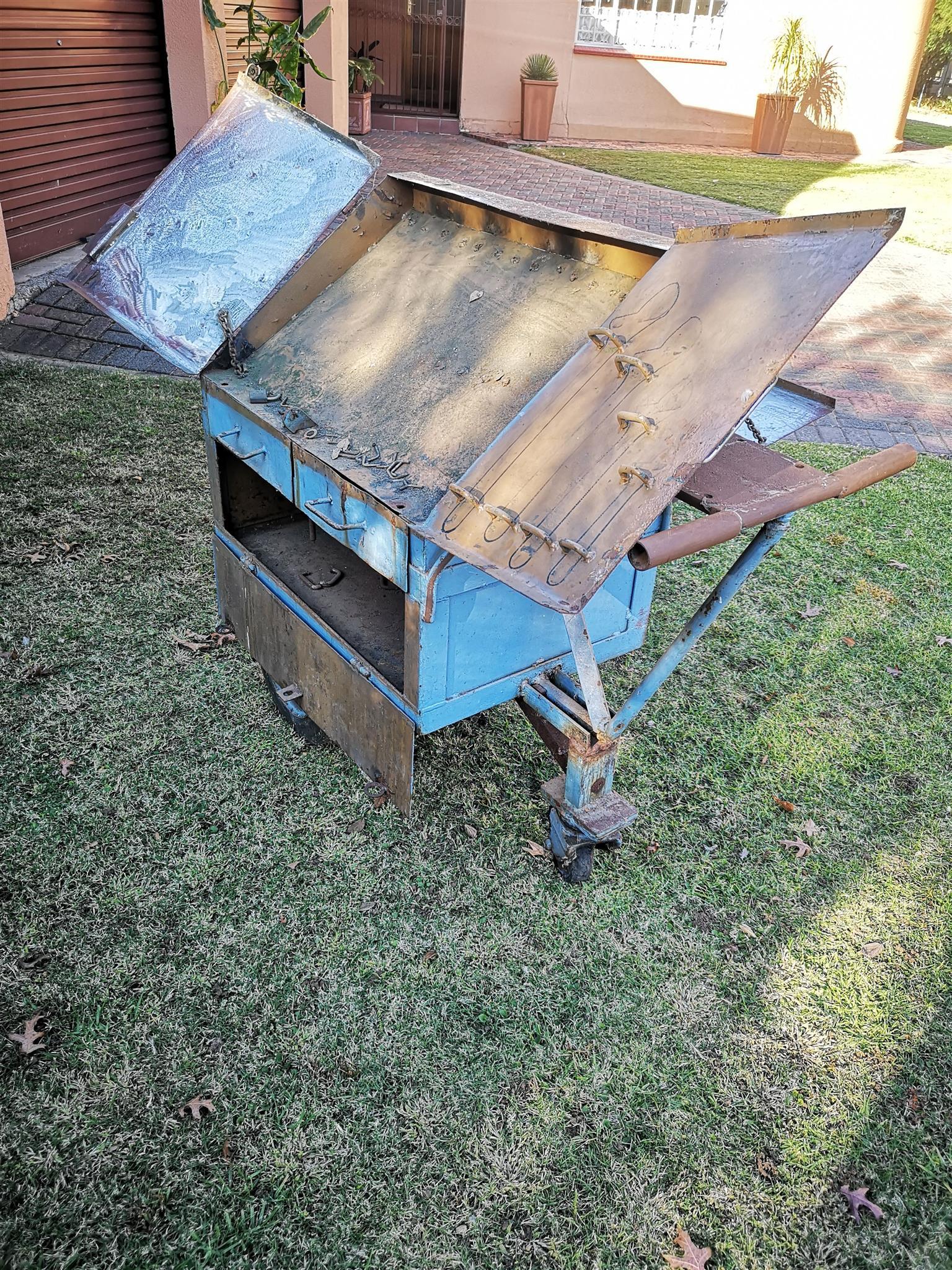 Toolbox heavy dudy industrial.