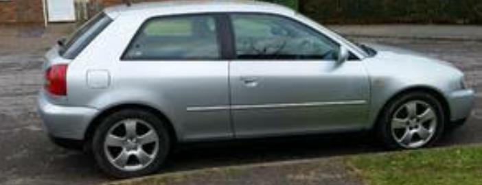 2001 Audi A3 Sportback 1.8T Ambition