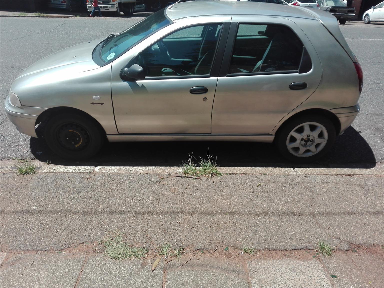 2007 Fiat X1/9