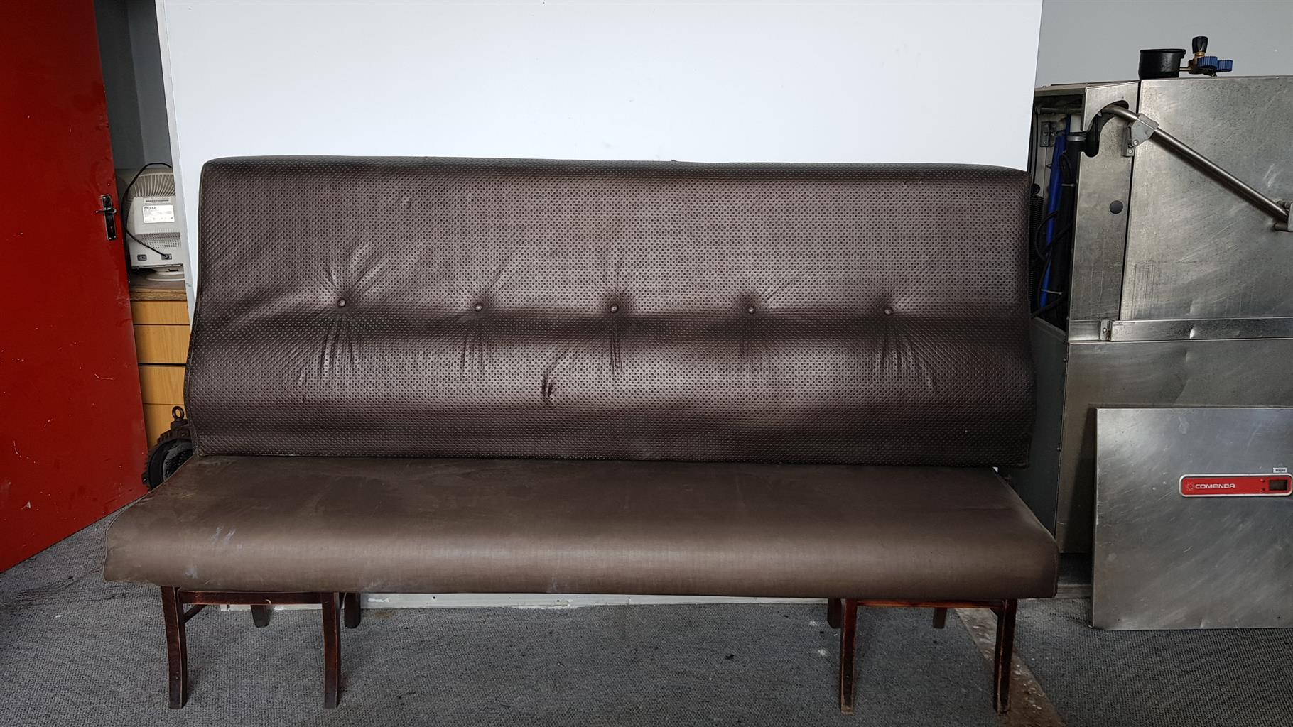Bunk type seats - chair