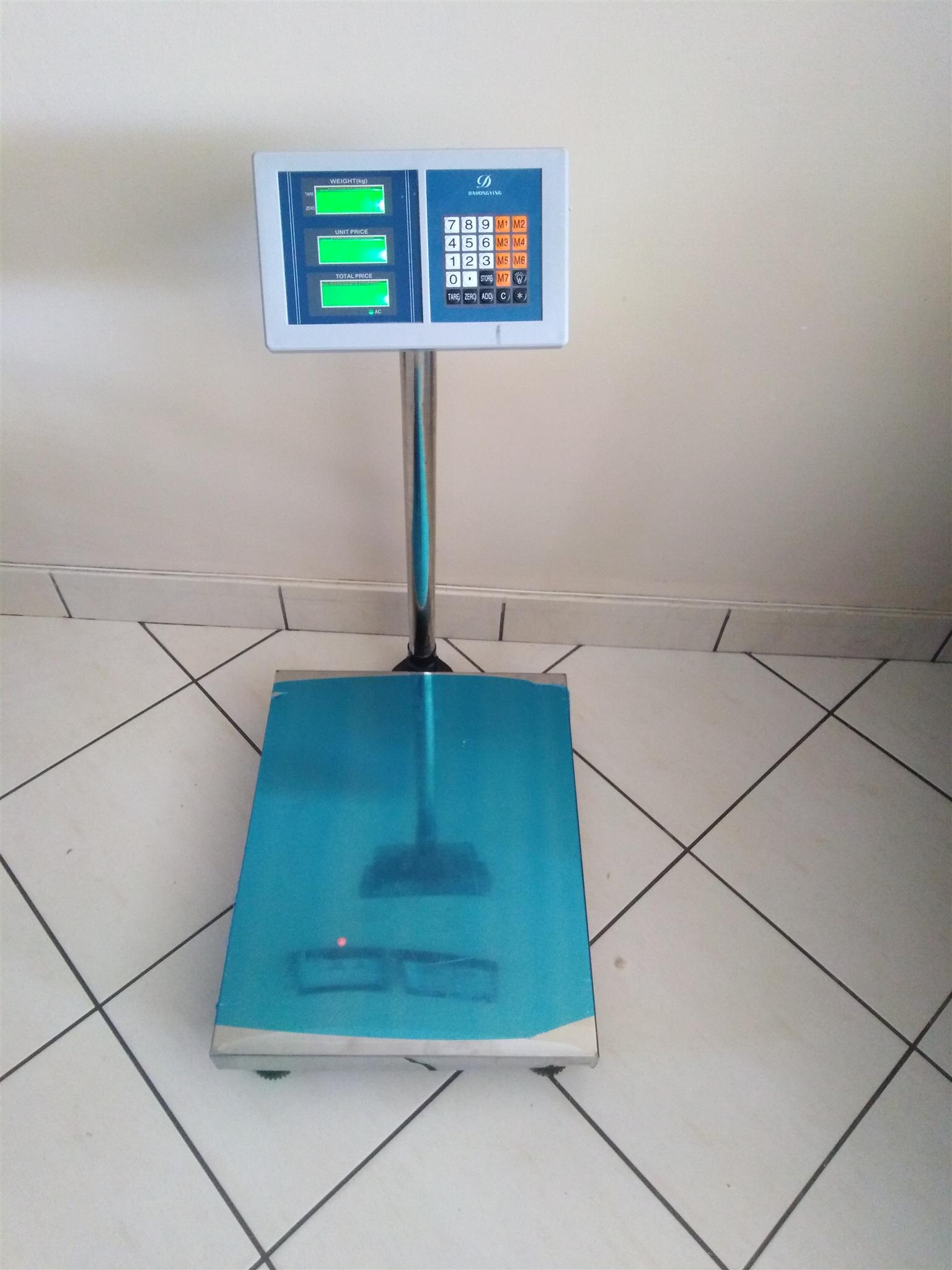 Hire A Scale