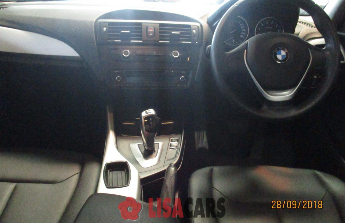2013 BMW 1 Series 118i 5 door auto
