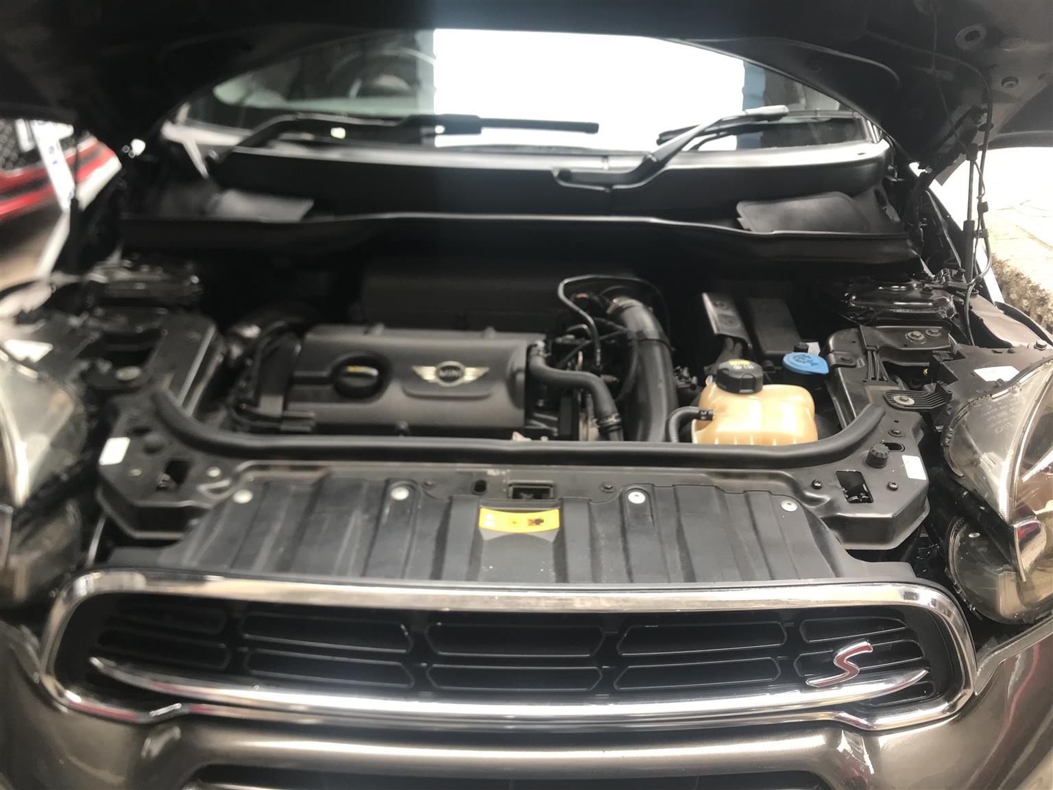 Mini Cooper S Countryman 1.6