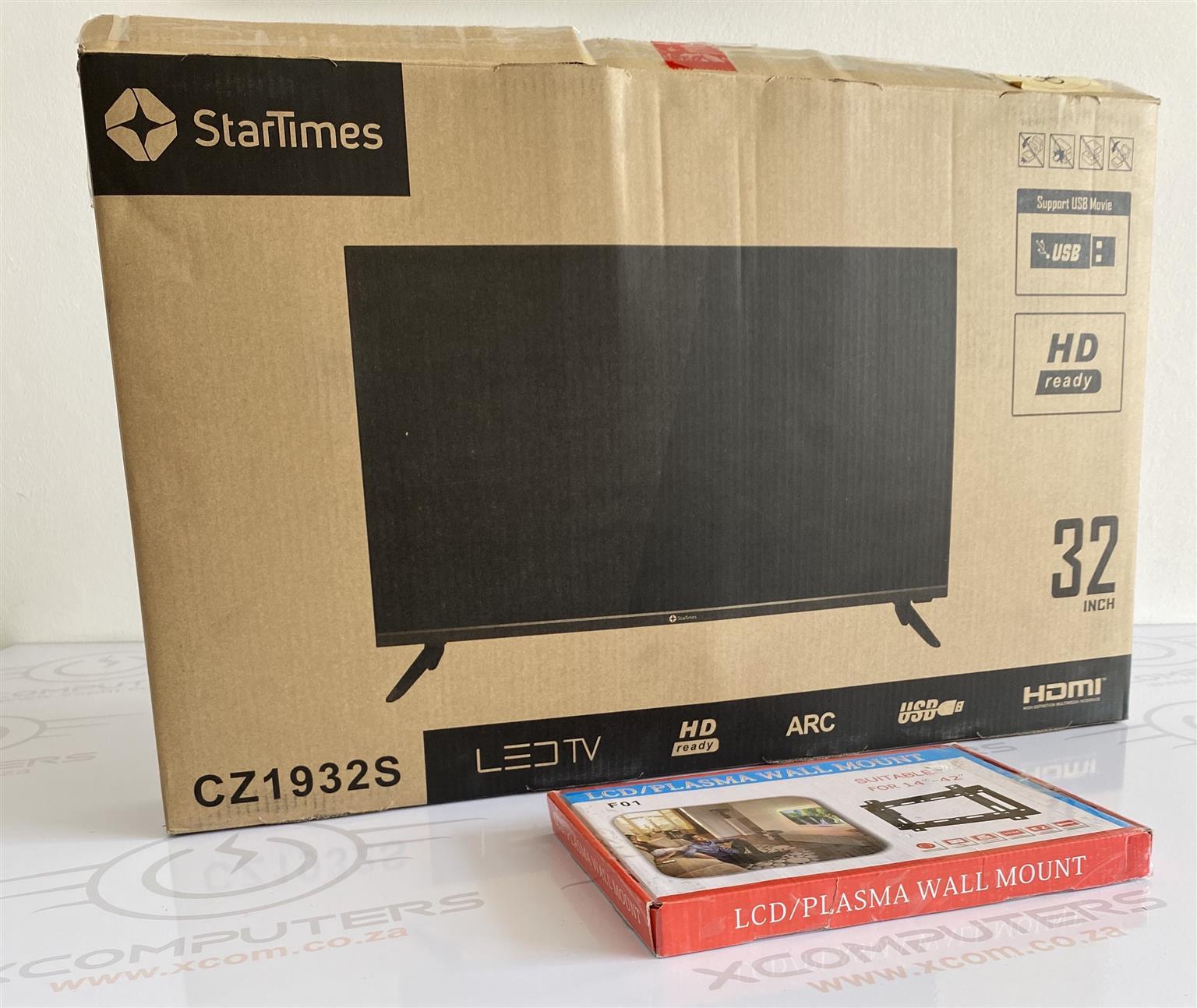 StarTimes Frameless Television
