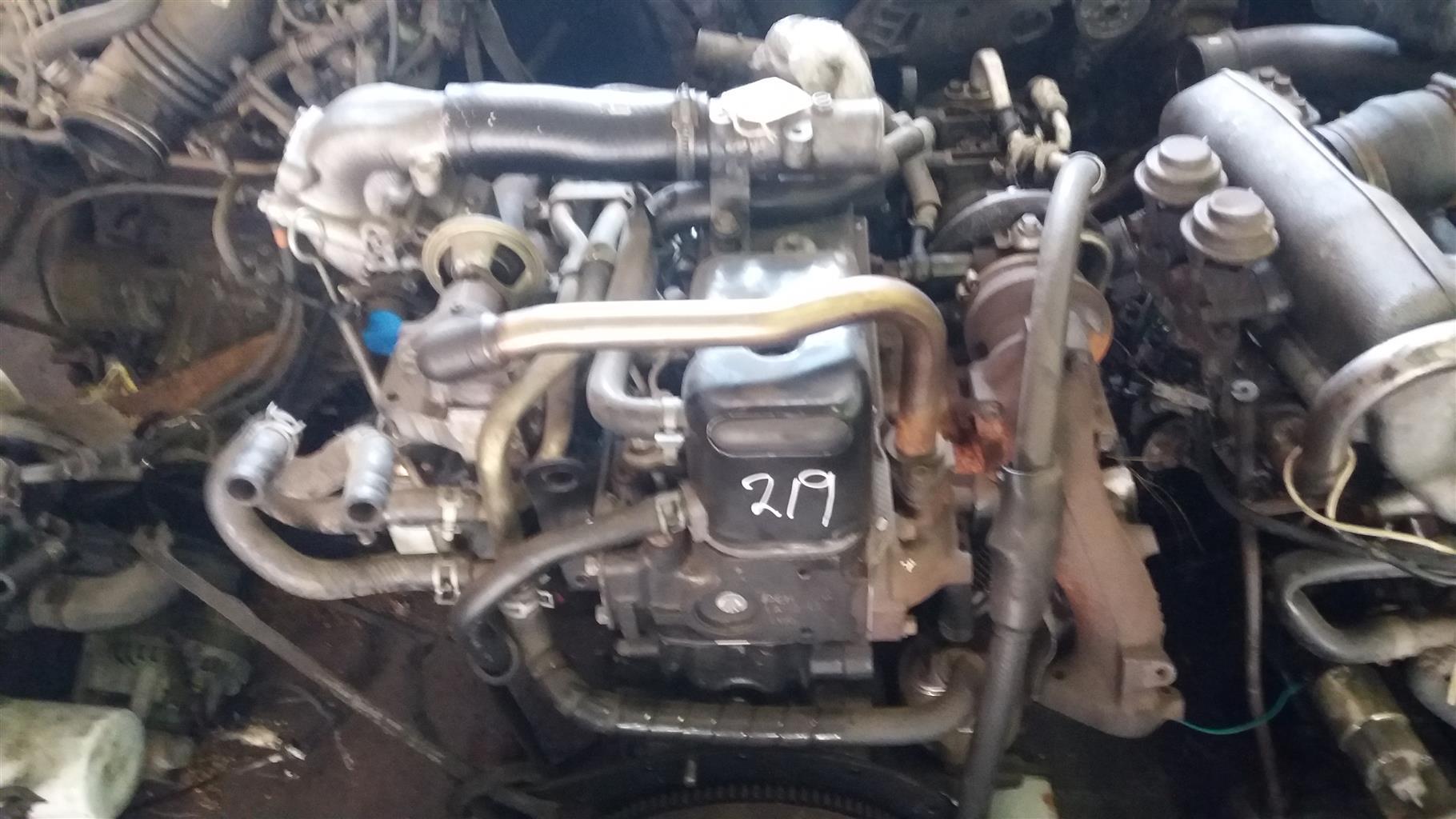 Isuzu KB300 3.0 Diesel Engine  # 4JH1