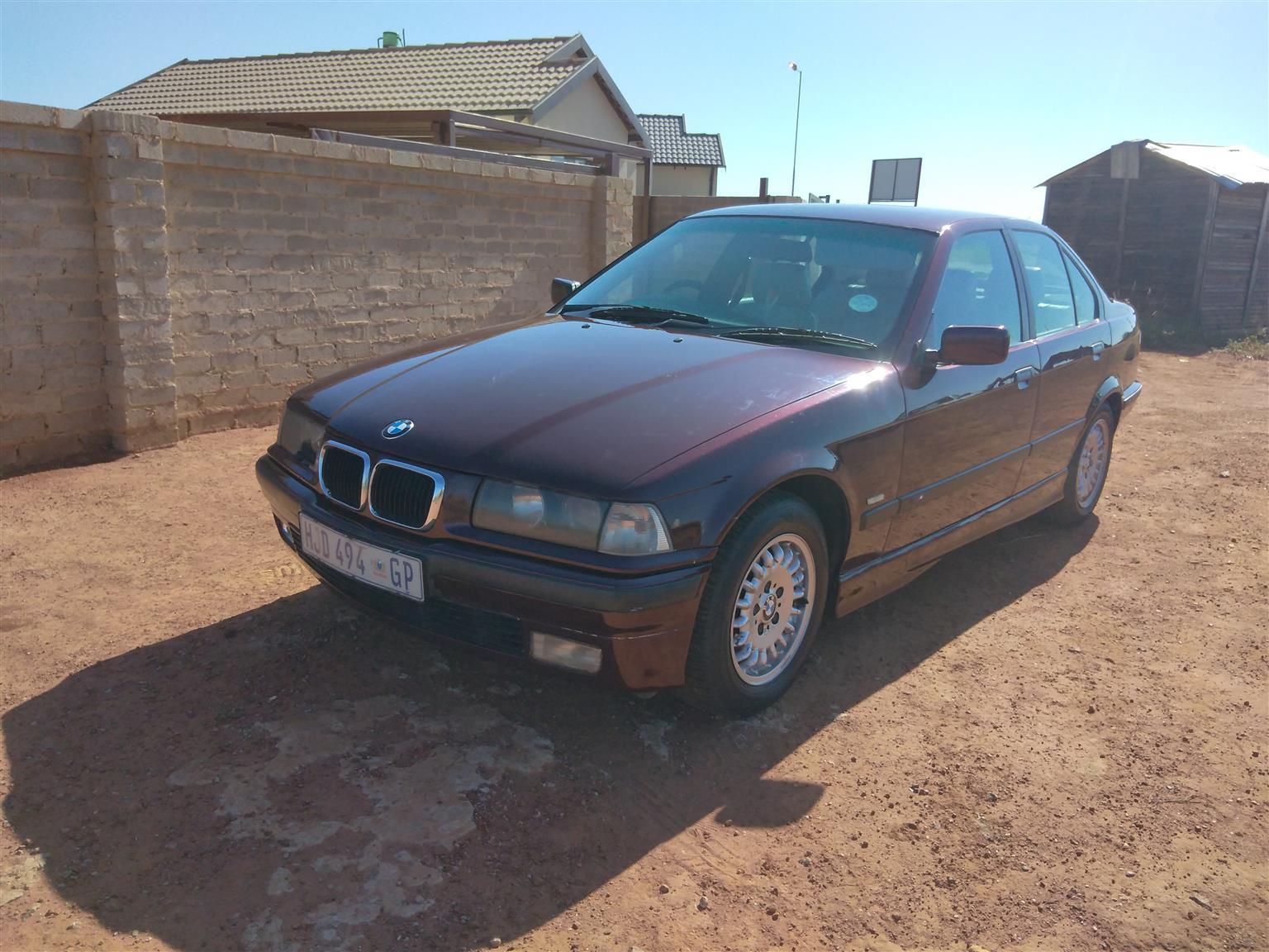 1999 BMW 3 Series 318i M Sport