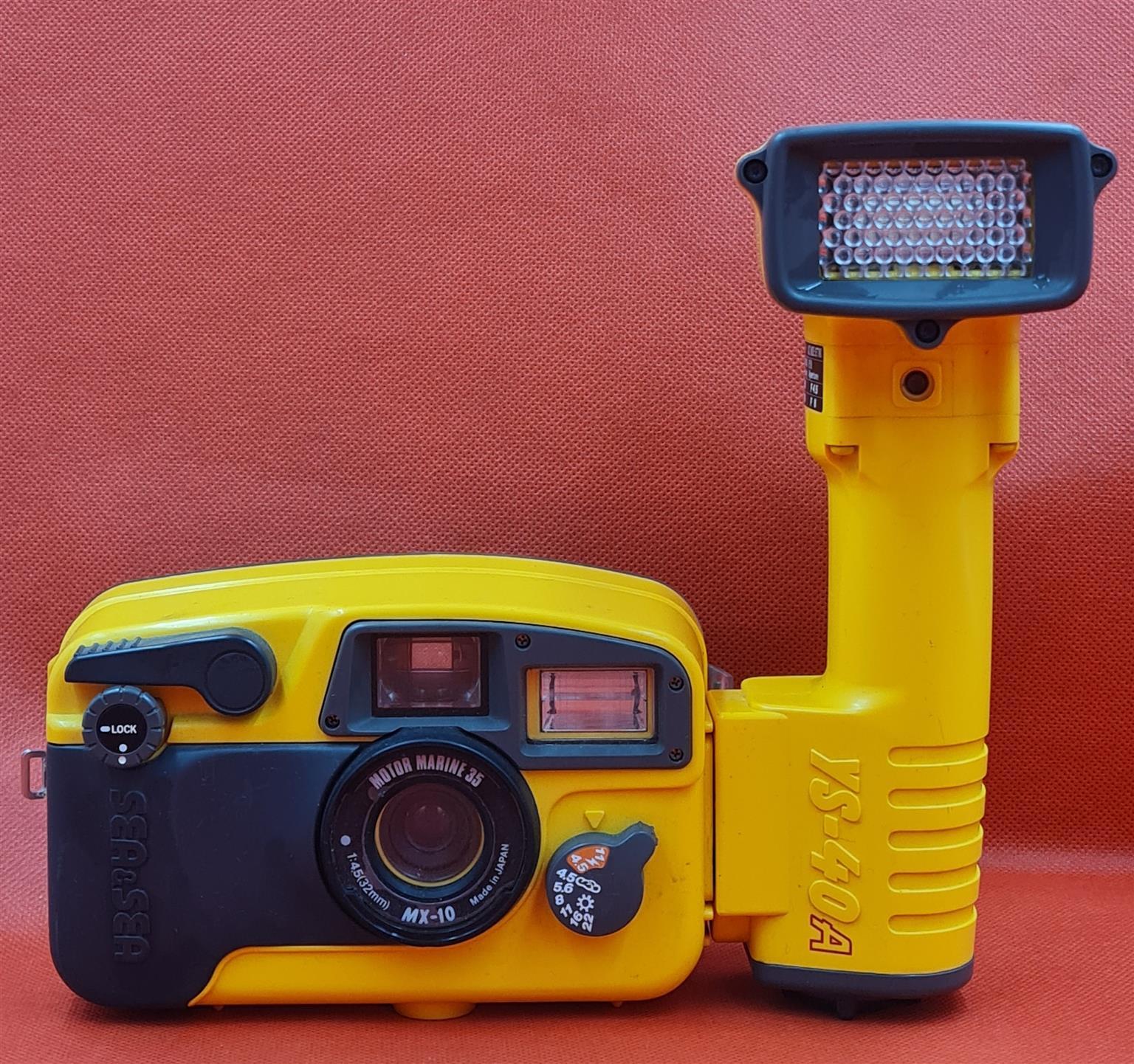 Underwater Film Camera Still good.