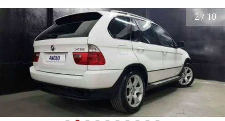 2001 BMW X5 M