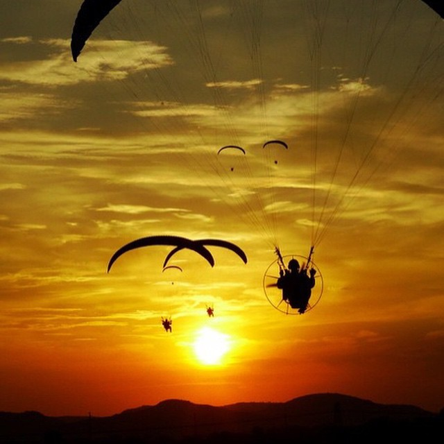 Powered Paragliding Training & Sales