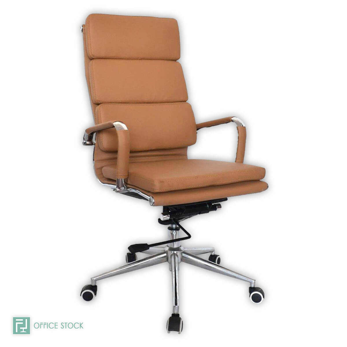 Classic Eames Cushion High Back Office Chairs | Office Stock