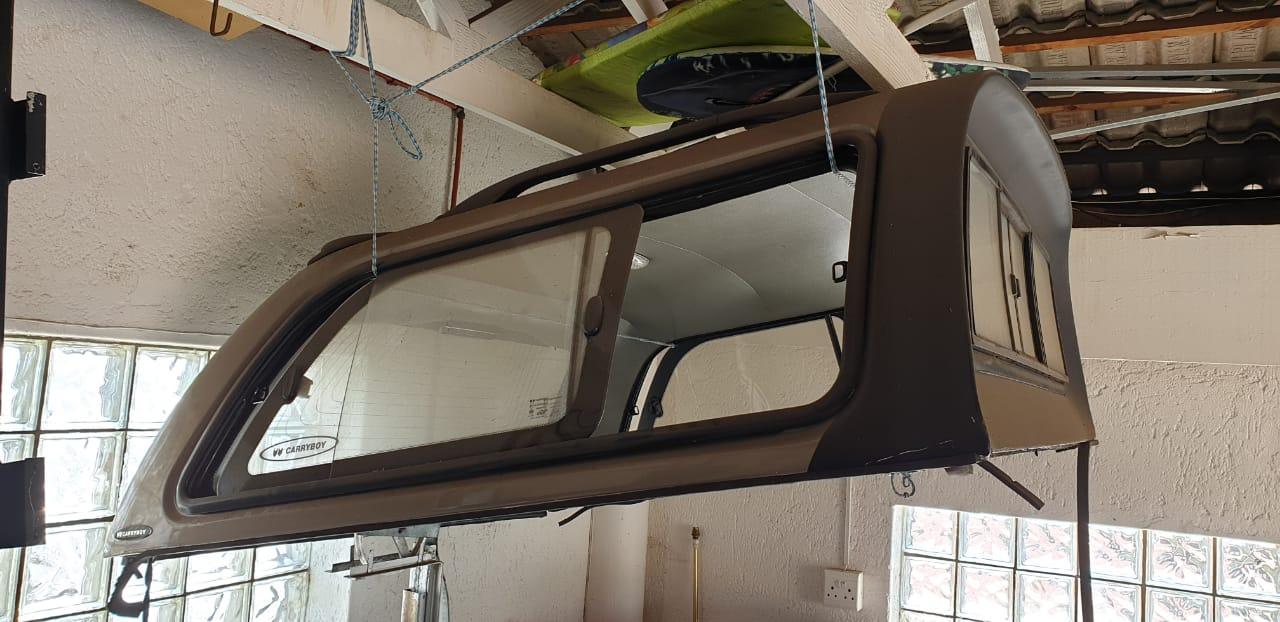 Toyota Carryboy Canopy dcab