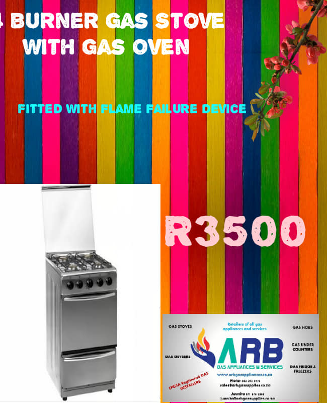 Gas Appliances & Gas Installations