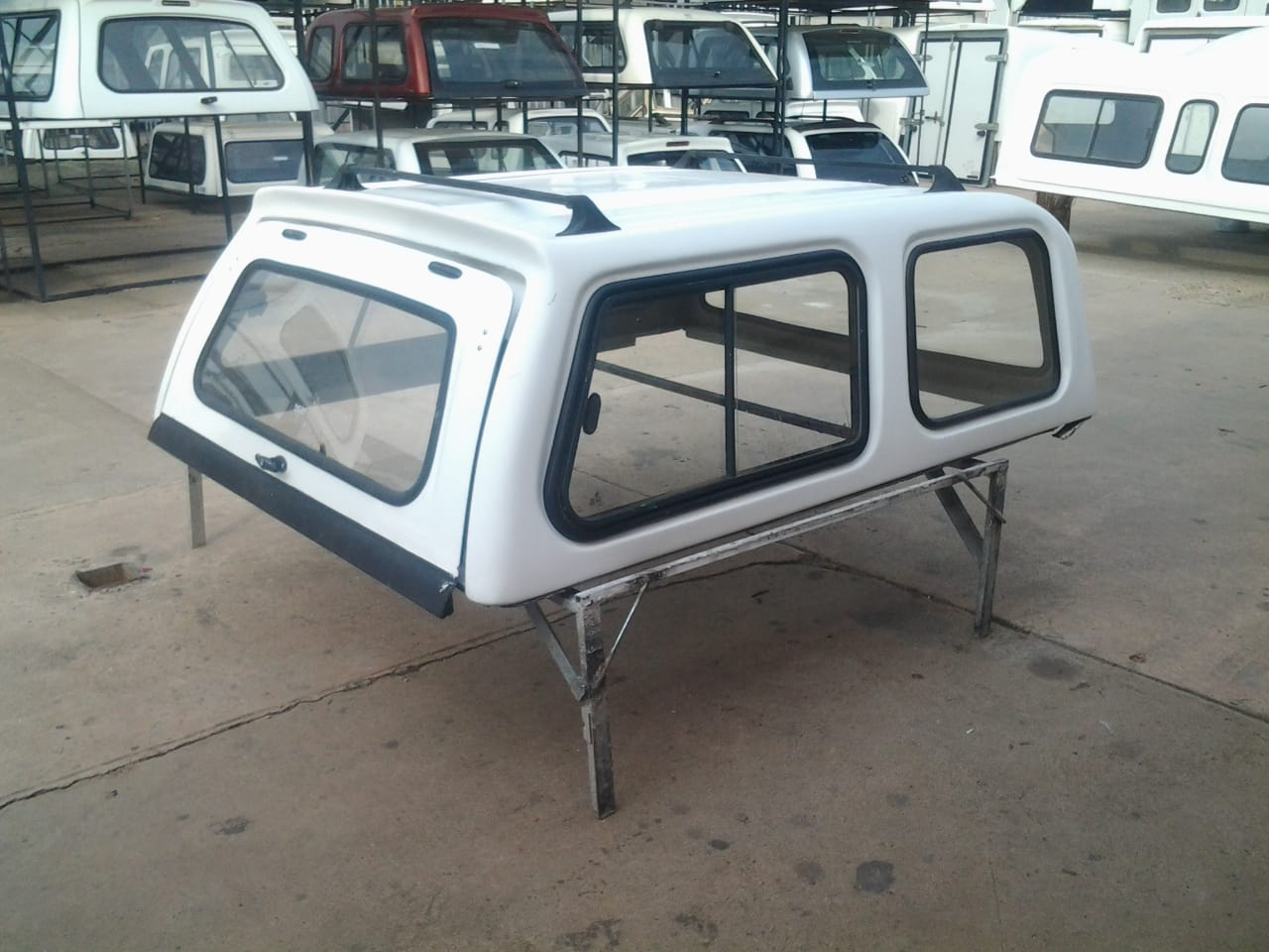 2009 Ford Ranger - Mazda BT50 Sa Supercab Bakkie Canopy for sale!!