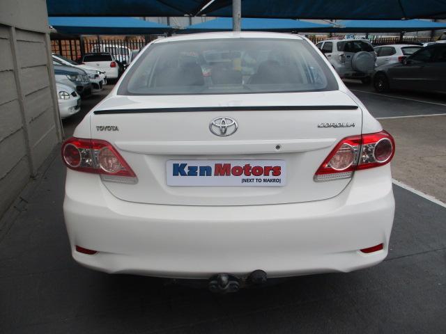 2012 Toyota Corolla 1.3 Professional