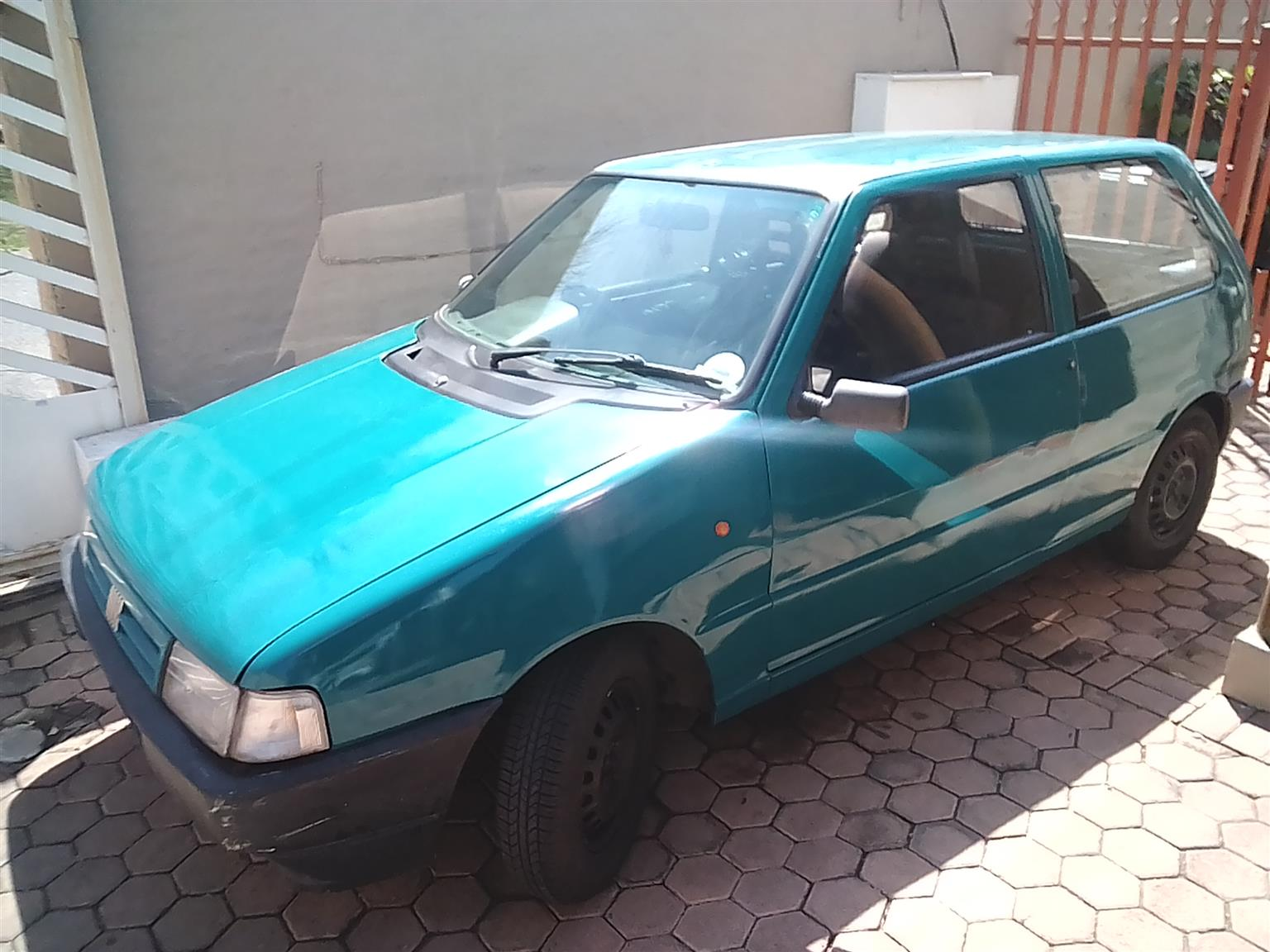 2001 Fiat Uno