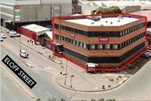 Industrial for Sale at Corner Eloff Street and Inglestone R 16 500 000 Road, Village Deep