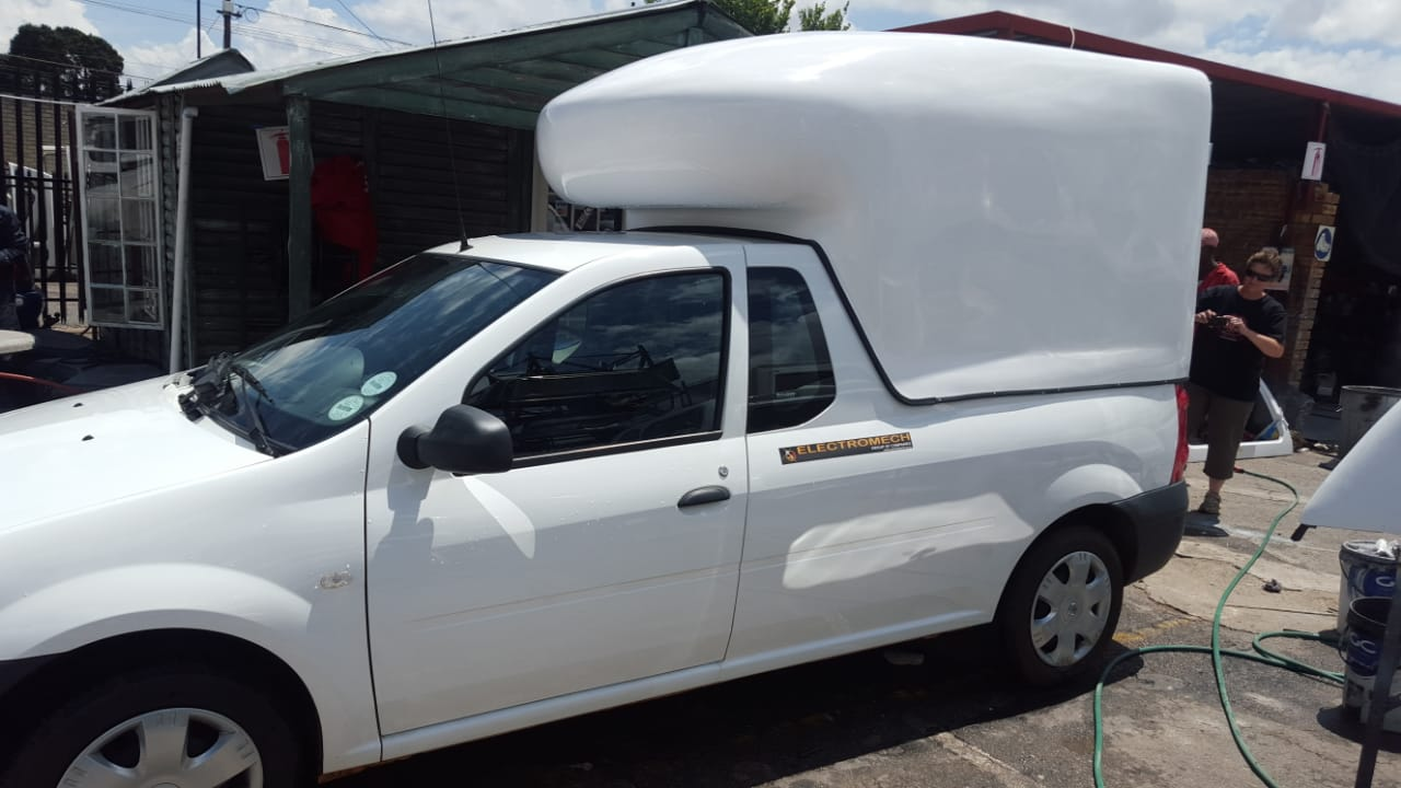 GC NEW NISSAN NP200 SPACE SAVER CANOPY FOR SALE