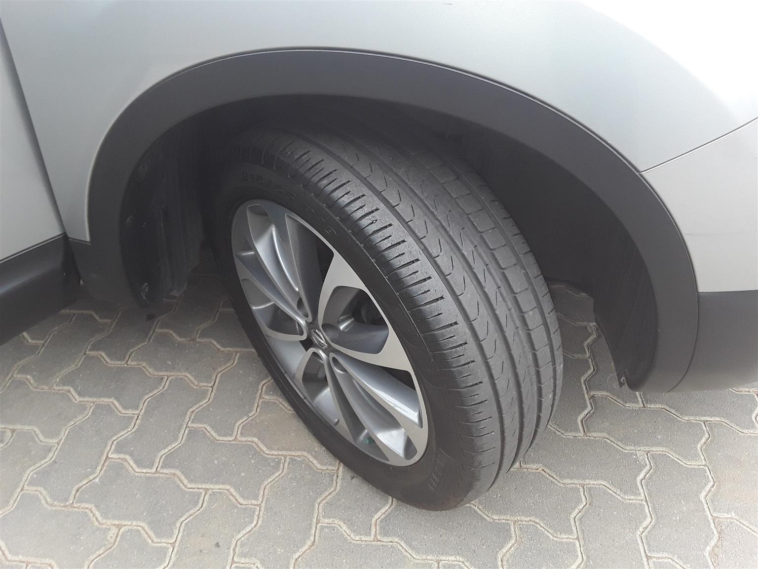 2011 Nissan Qashqai+2 2.0 Acenta