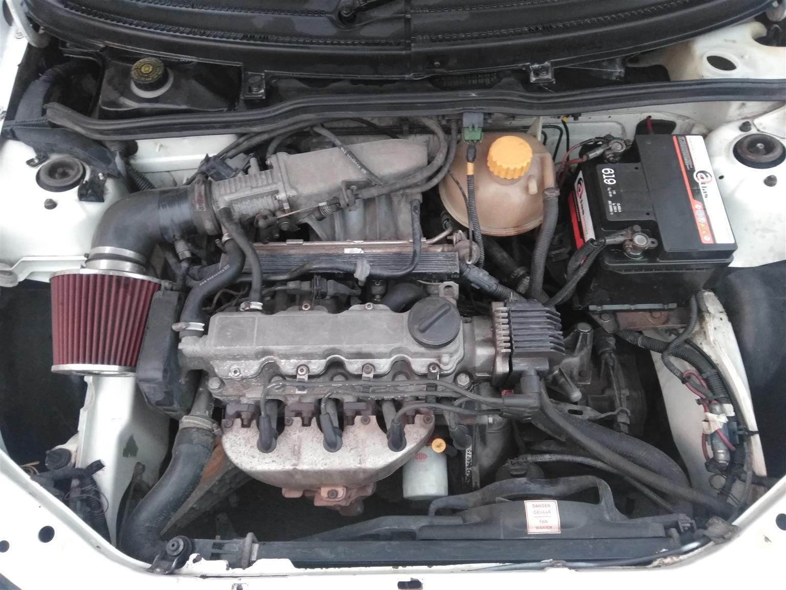 1996 Opel Corsa 1.3CDTi Enjoy