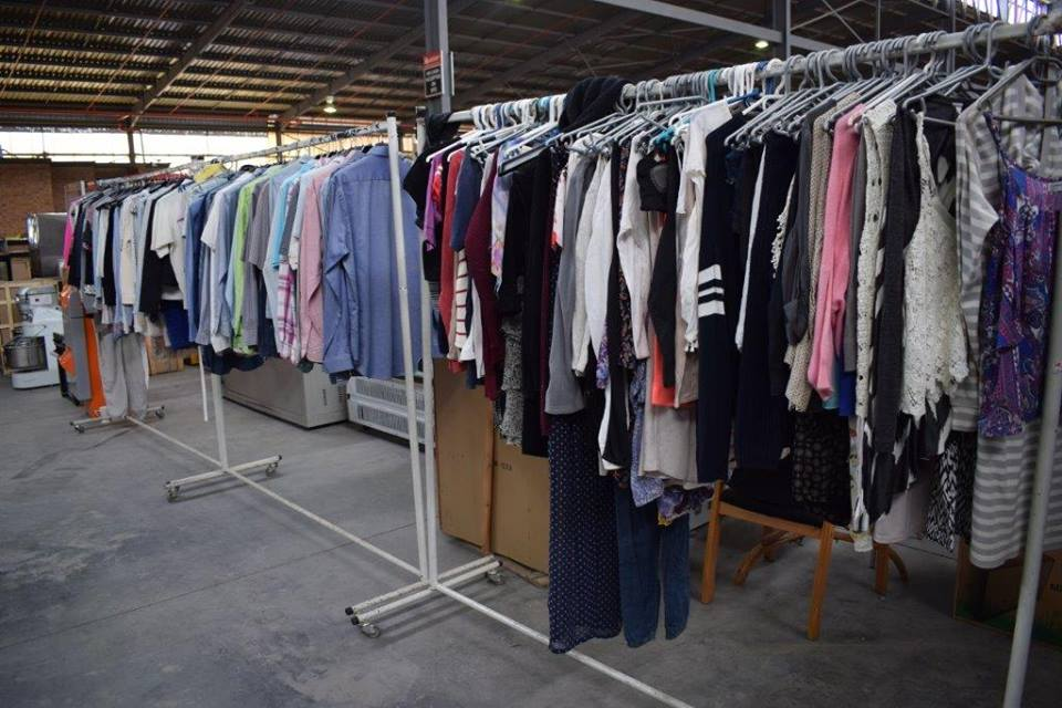 Various lady clothing for sale