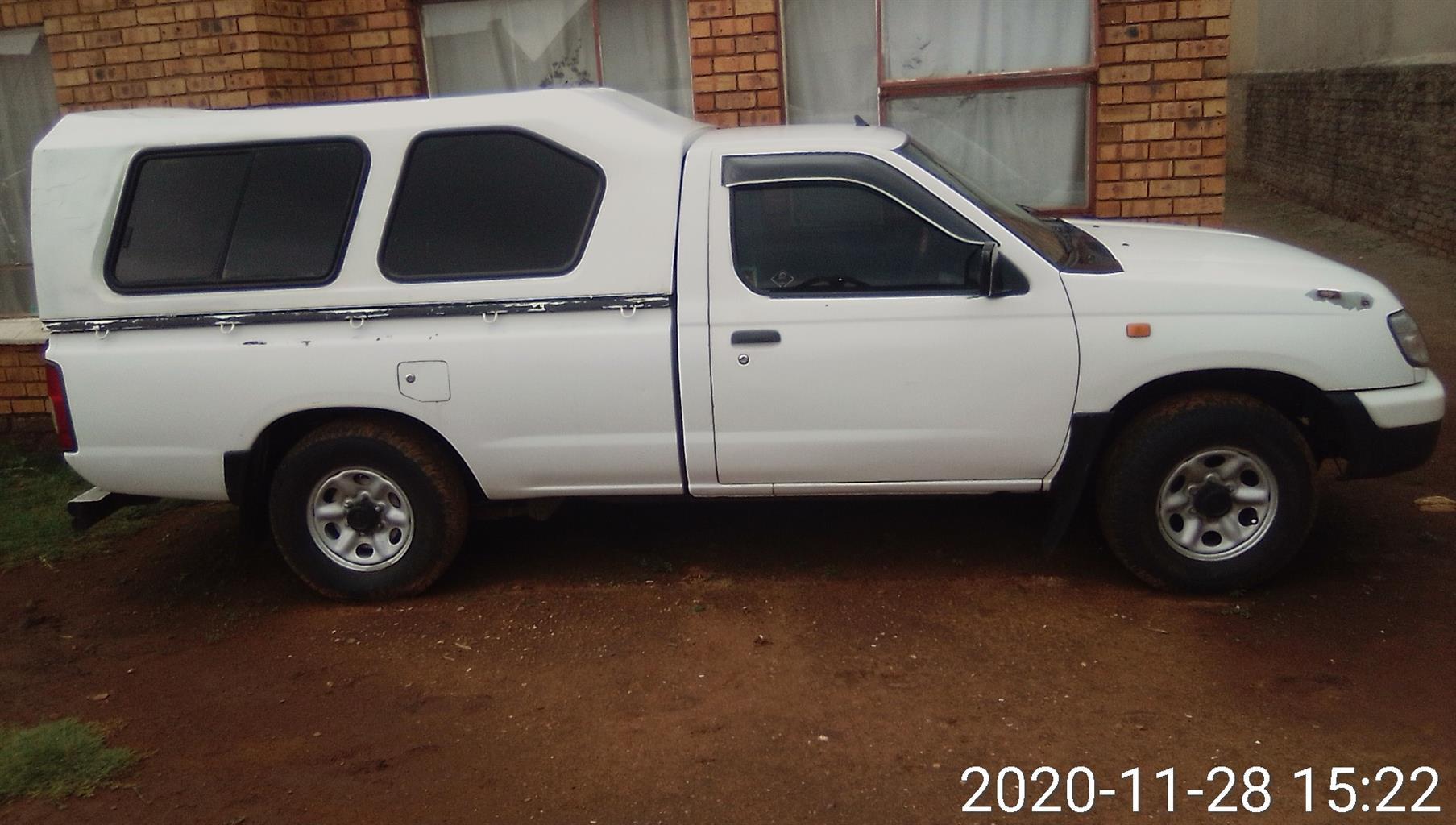 2003 Nissan Hardbody 2.4 16V