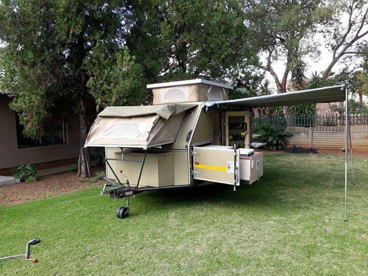 Offroad Caravan for sale