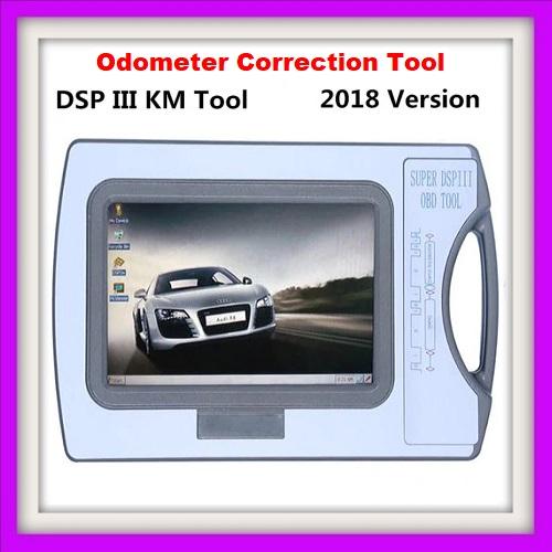 DSP III DSP3 Odometer Correction Tool for AUDI/VW/SKODA/SEAT/BENTLE/MERCEDES/LAND ROVER/JAGUAR/ VOLVO/ PORSCHE 2010-2017