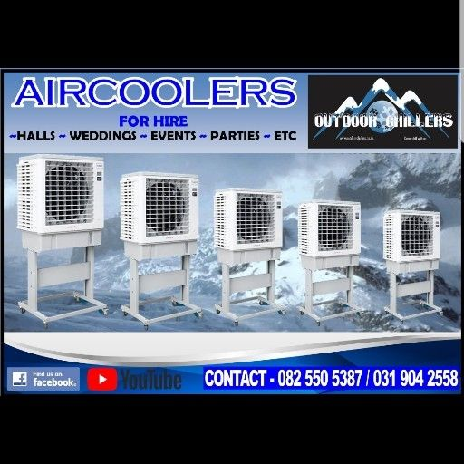 Air Coolers For Hire