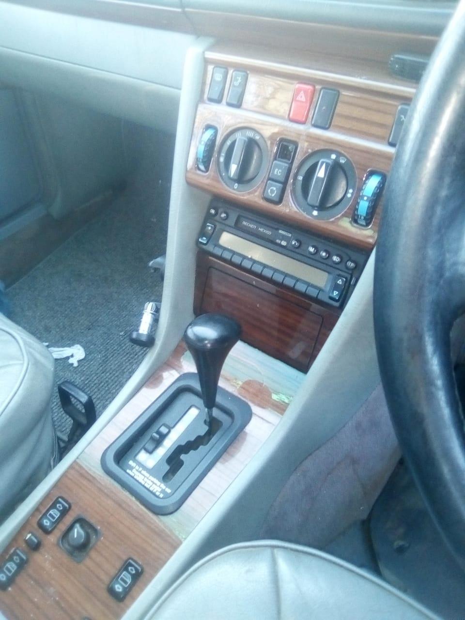 1996 Mercedes Benz 320CE