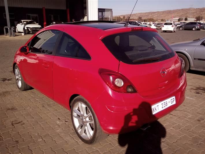 2008 Opel Corsa 1.4 Sport