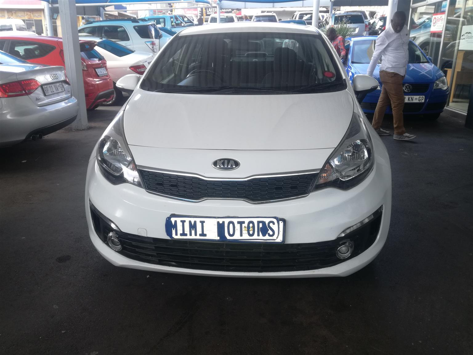2015 Kia Rio 1.4 5 door