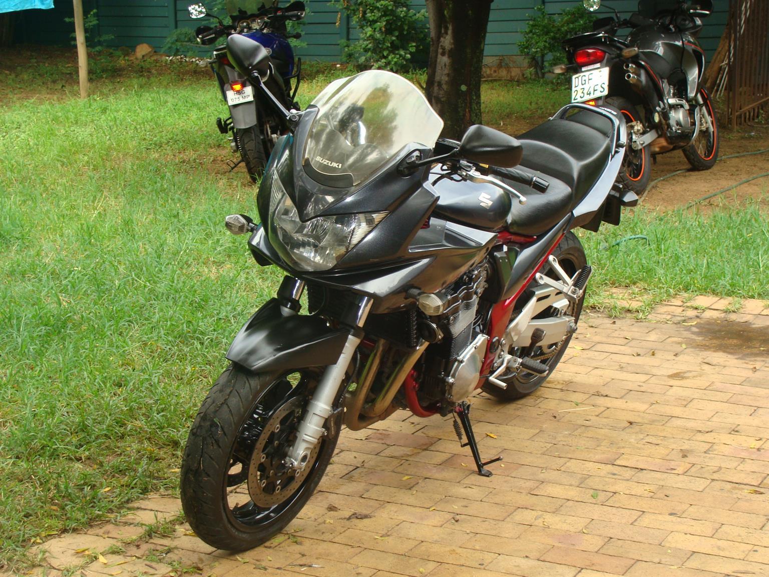 2007 Suzuki Bandit
