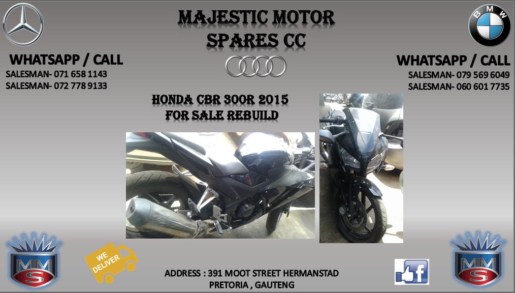 2007 Honda CRB Roadster For Sale