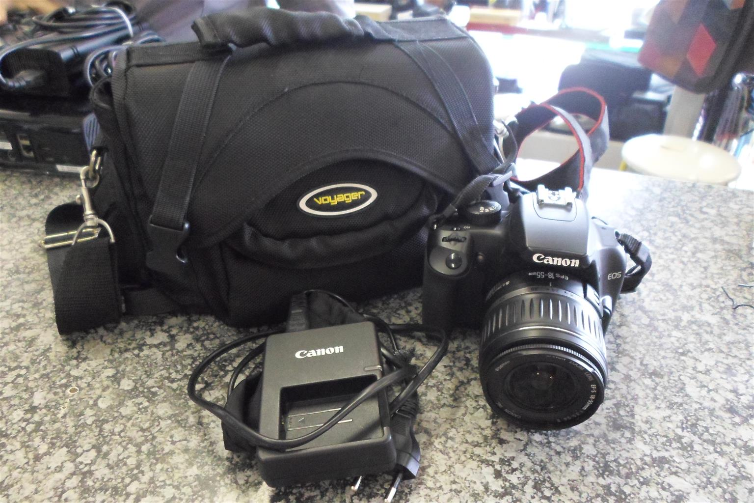 Canon EOS 1000D Camera
