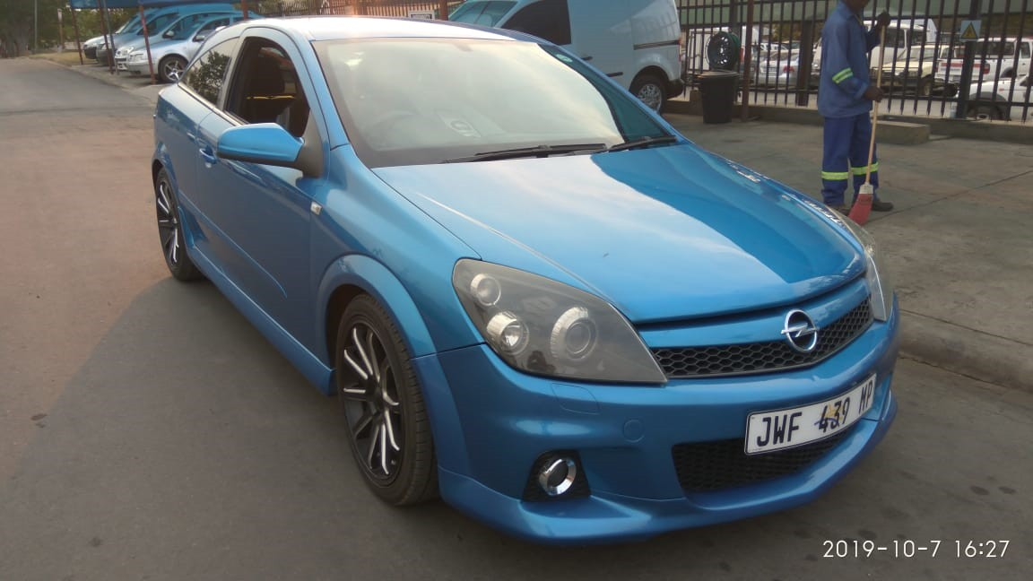 2008 Opel Astra Opc Junk Mail
