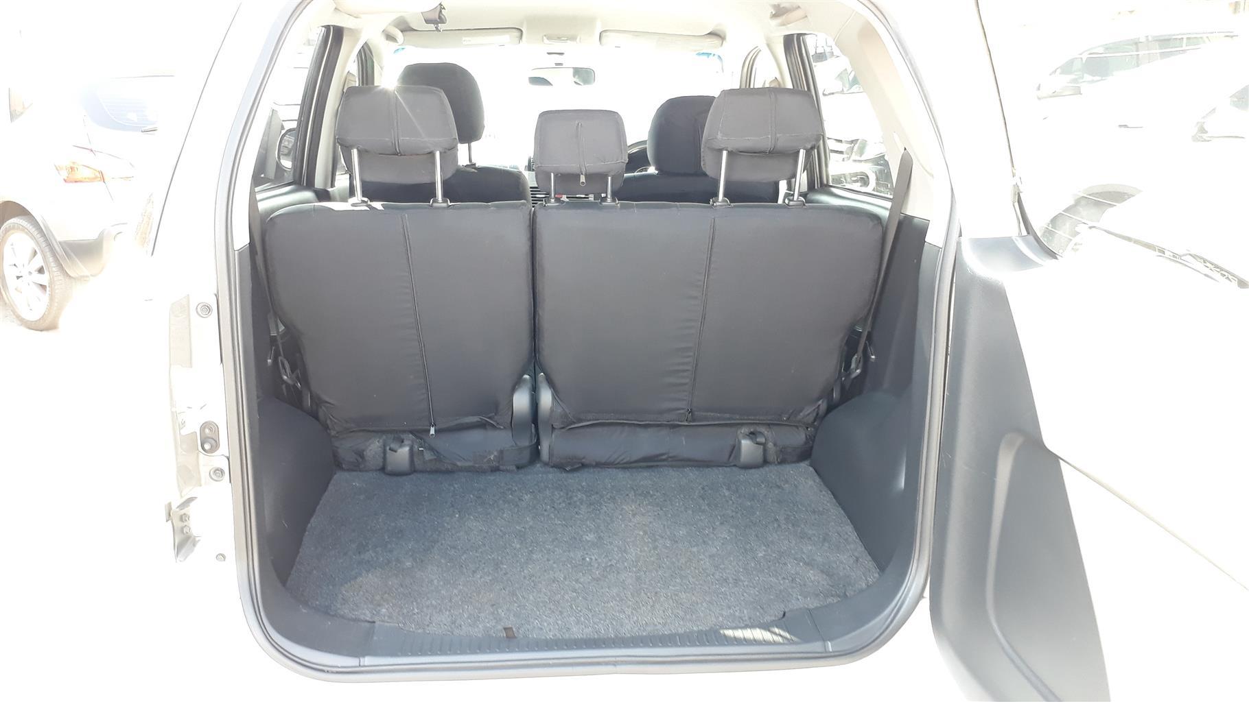 2011 Daihatsu Terios 1.5 4x4 automatic