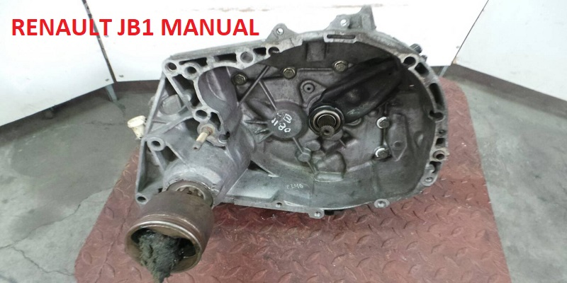 RENAULT JB1 MANUAL GEARBOX FOR SALE