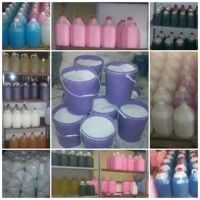 20litre buckets washing powder