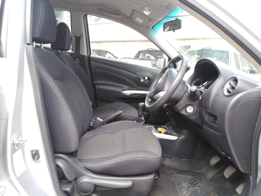 2015 Nissan Almera 1.6 Comfort